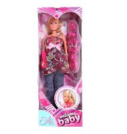 Simba toys Steffi - Poupée enceinte