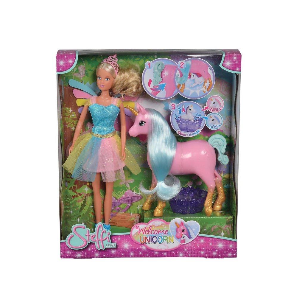 Simba toys Steffi love Maman licorne