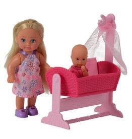 Simba toys Evi love Berceau et bébé