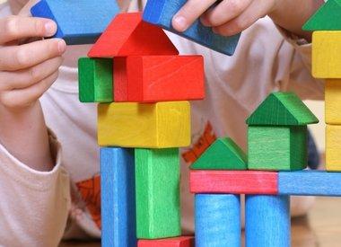 Jeux de construction pour bébé