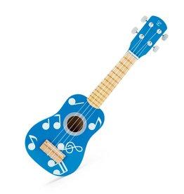 Hape Ukulele bleu Rock Star