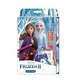 Danawares Cahier de croquis La reine des neiges 2