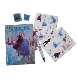 Danawares Journal intime La reine des neiges 2