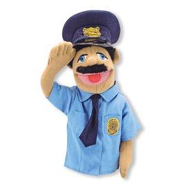 Melissa & Doug Marionnette Police