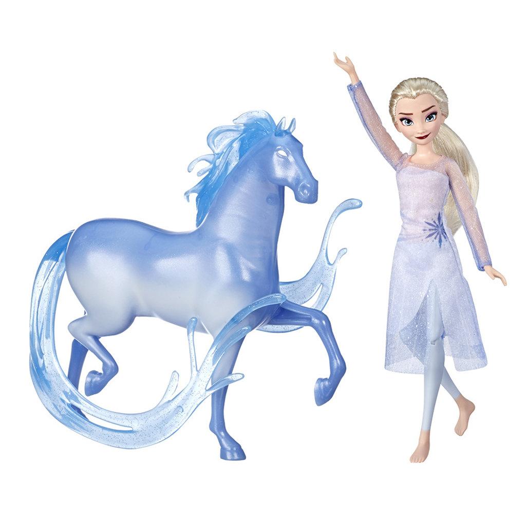Hasbro Figurines Elsa et Nok
