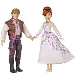 Hasbro Romance Anna et Kristoff
