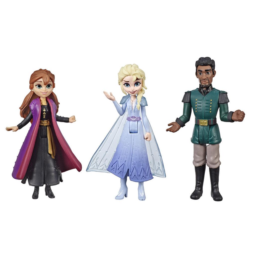 Hasbro La Reine des Neiges 2 Compagnons de voyage