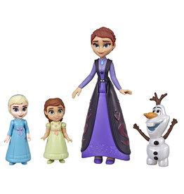 Hasbro La Reine des Neiges 2 Ensemble familial