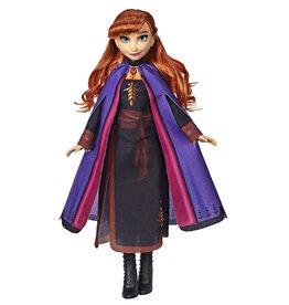 Hasbro La Reine des Neiges 2 Poupée fashion Anna