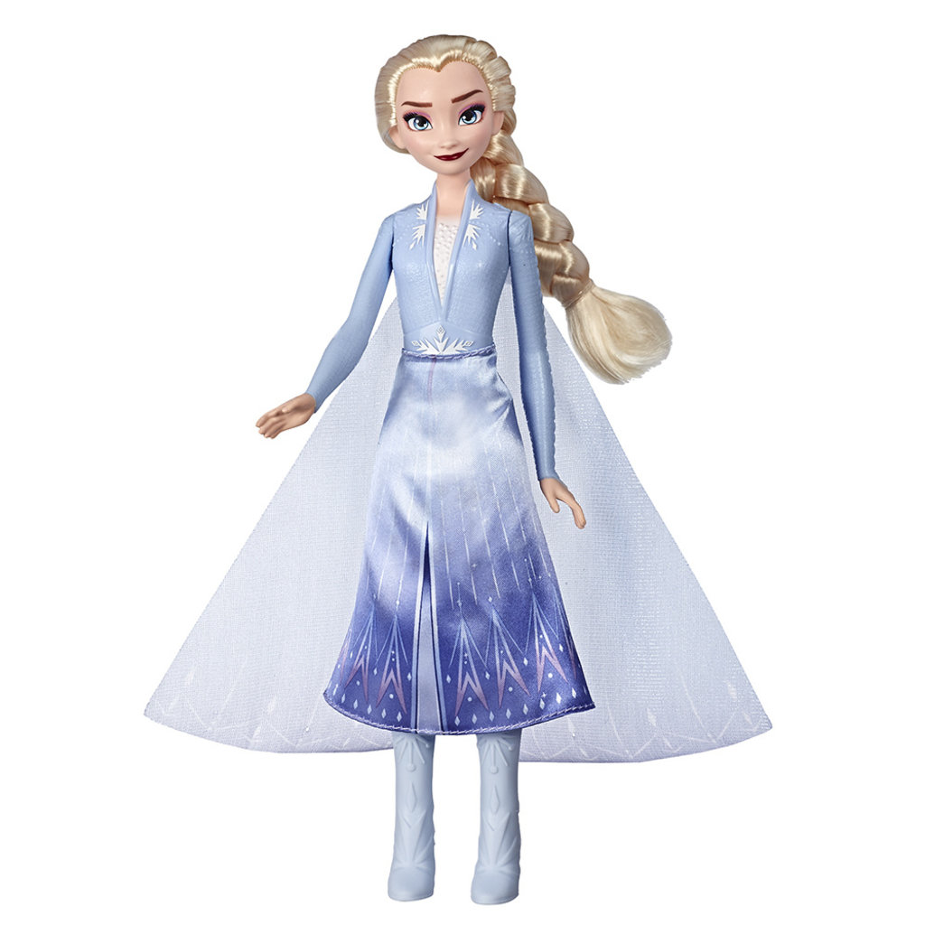 Hasbro La Reine des Neiges 2 Poupée light up Elsa