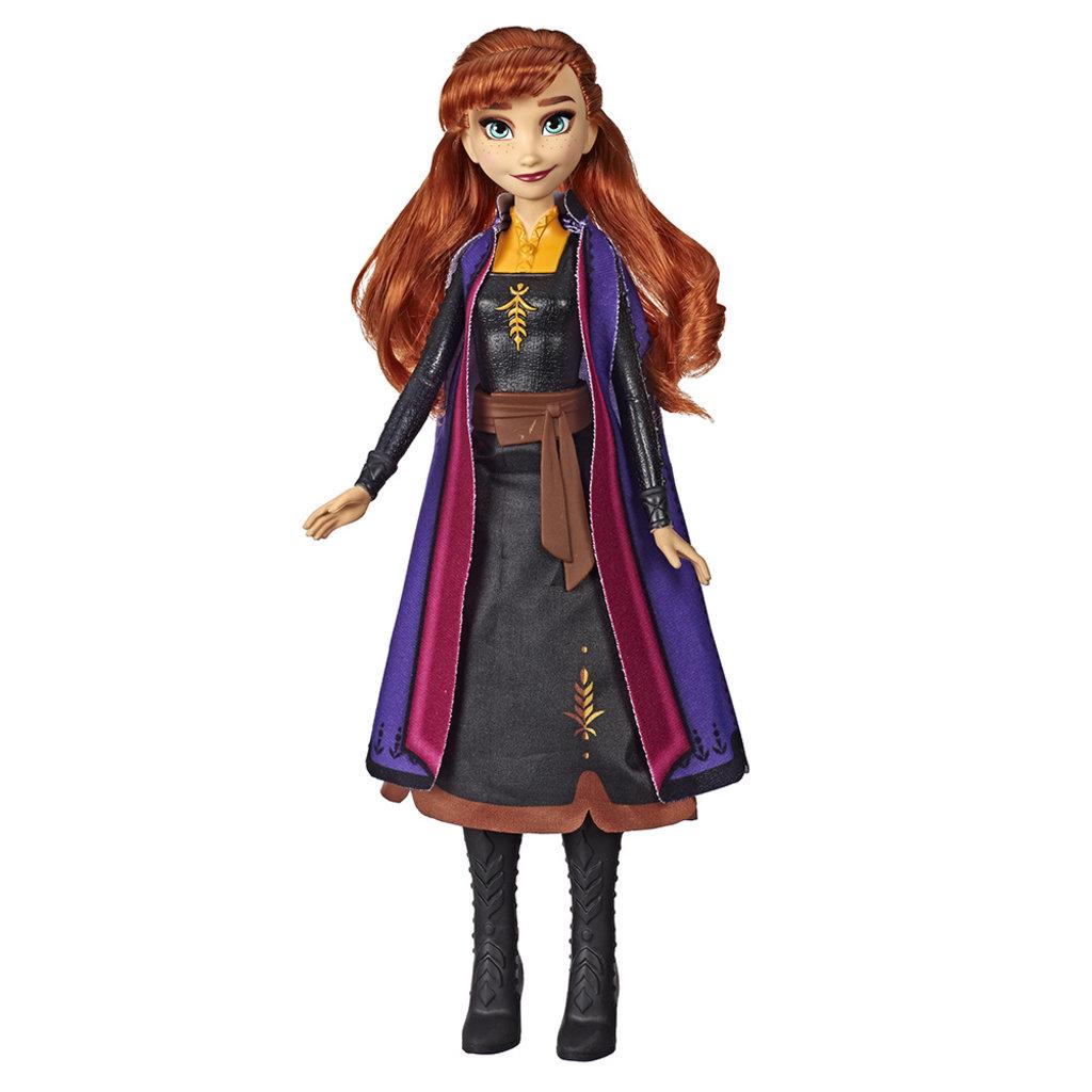 Hasbro La Reine des Neiges 2 Poupée light up Anna