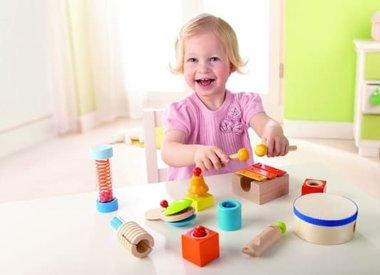 Jeux et jouets créatifs en bois