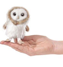 Folkmanis Marionnette mini Chouette