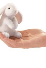 Folkmanis Marionnette à doigt Lapin à longues oreilles