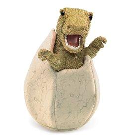 Folkmanis Marionnette Dinosaure dans un œuf