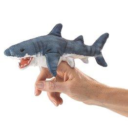Folkmanis Marionnette à doigt Requin