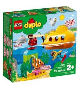 Lego Duplo 10910 L'aventure en sous marin