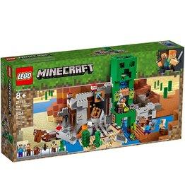 Lego 21155 La mine du creeper