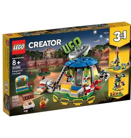 Lego 31095 Le manège de la fête foraine
