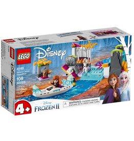 Lego 41165 L'expédition en canot d'Anna
