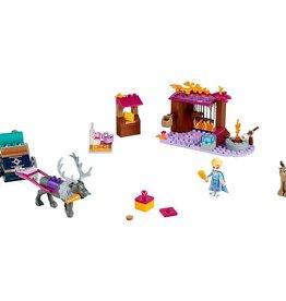Lego 41166 L'aventure en calèche d'Elsa