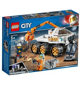Lego 60225 La mise à l'essai du rover