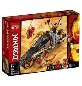 Lego 70672 La moto tout-terrain de Cole