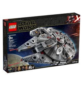 Lego 75257 Le Faucon Millenium