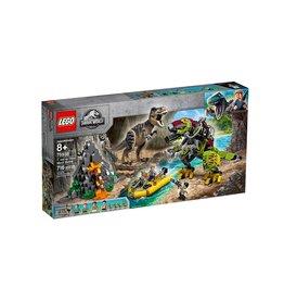 Lego 75938 La Bataille du T rex contre Le Dino-mec