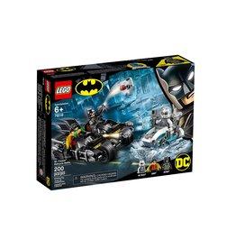 Lego 76118 Le combat en Batmoto contre Mr. Freeze