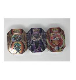 The Pokemon Company Tin GX