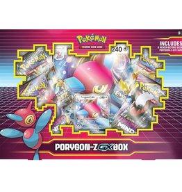 The Pokemon Company Coffret Gx Porygon Z