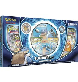 The Pokemon Company Coffret Gx Blastoise