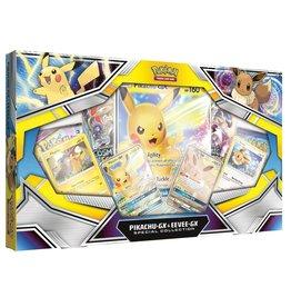 The Pokemon Company Coffret Gx Pikachu&Eevee
