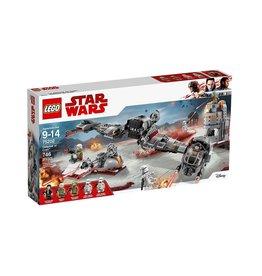 Lego 75202 La défense de Crait