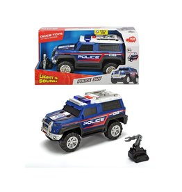 Dickie Action series Police SUV