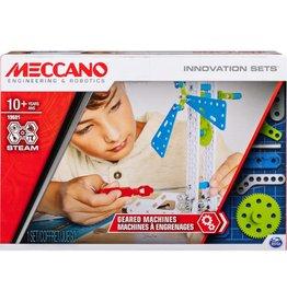 Meccano Machine à engrenages
