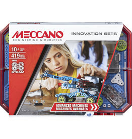 Meccano Machines avancées 7 modèles