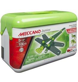 Meccano Boîte à outils Junior Insecte