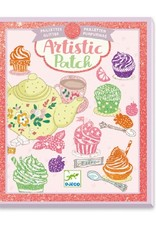 Djeco Artistic patch brillant Gourmandises