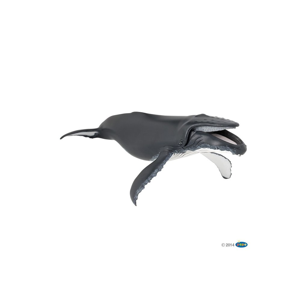 Papo 56001 Baleine à bosse