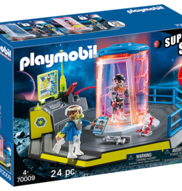 Playmobil 70009 Super Set Agents de l'espace