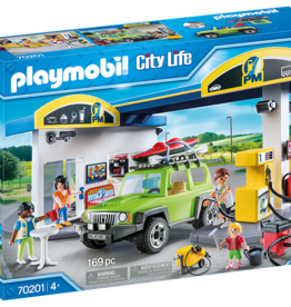 Playmobil 70201 Station service