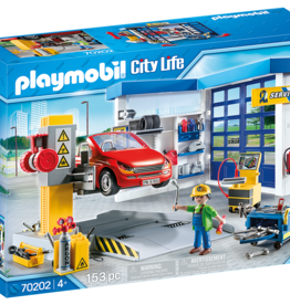 Playmobil 70202 Garage automobile