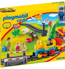 Playmobil 70179 Train avec passagers