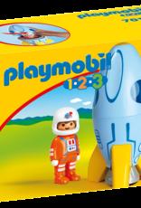 Playmobil 70186 Fusée et astronaute