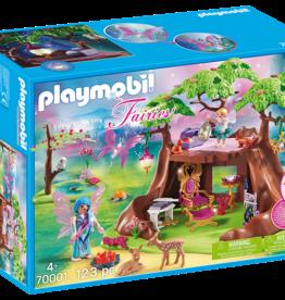 Playmobil 70001 Maisonnette forestière des fées