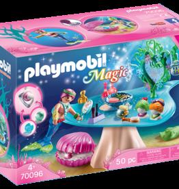 Playmobil 70096 Salon de beauté et sirène