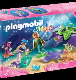 Playmobil 70099 Chercheurs de perles et raies
