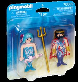 Playmobil 70082 Roi des mers et sirène
